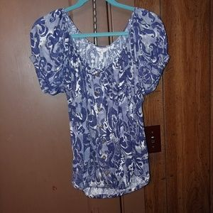 Joie Tops - Joie floral shirt